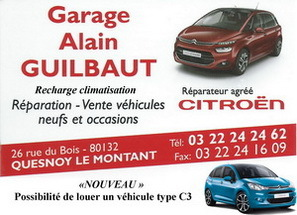 Garage Guilbaut
